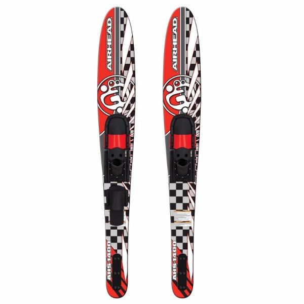 4. AIRHEAD AHS-1400 WIDE BODY COMBO WATER SKIS