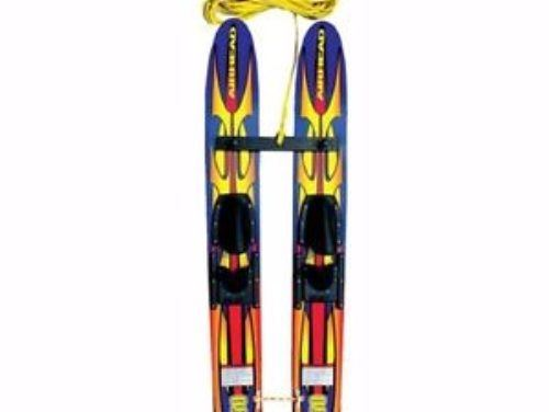 Airhead AHST-150 Trainer Water Skis Review