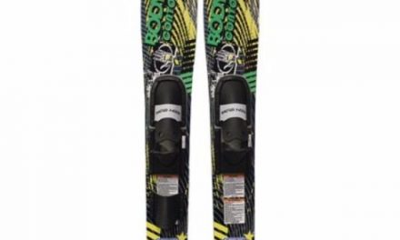 Body Glove Adult Wide Body Combo Pair Water Skis Review