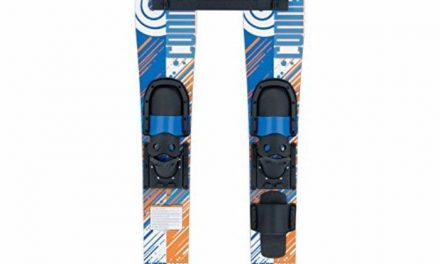 CWB Supersport Combo Waterskis Review