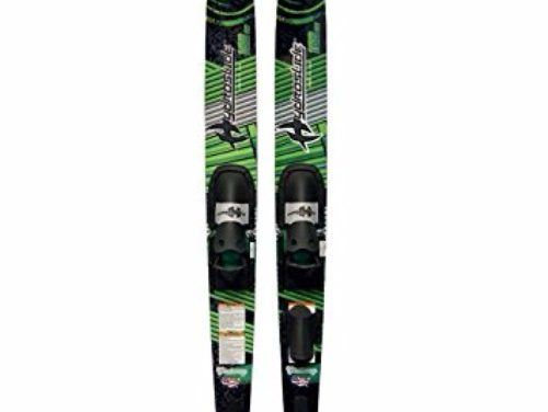 Hydroslide Victory Adult Water Skis Combo Pair Review