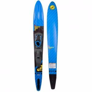 O'Brien Sequence Slalom Ski with X-9 Bindings Review