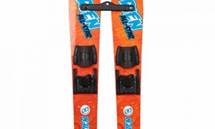 O'Brien All Star Jr. Trainer Water Skis Review