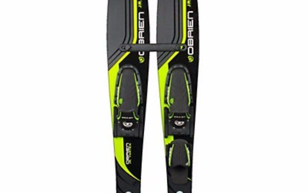 O'Brien Jr. Vortex Kids Combo Water Skis with x-7 Bindings Review