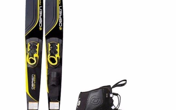 O'Brien Performer Pro Combo Water Skis with X9 Bindings Review