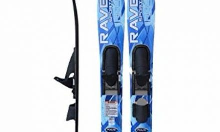 Rave Rhyme Adult Water Ski Combos Review
