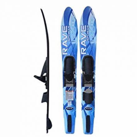 8. RAVE RHYME ADULT COMBO WATERSKIS