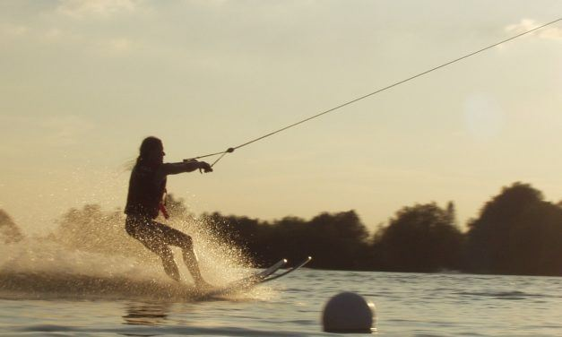 How to Get Up on Water Skis